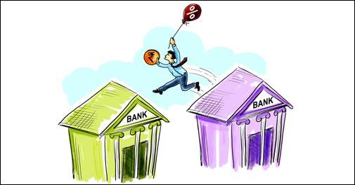 Man kan spare mye på å bytte bank
