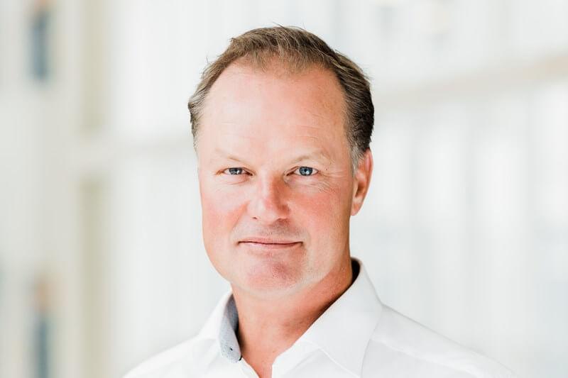 Øyvind Thomassen i Sbanken