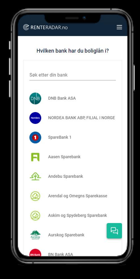 Renteradar.no_Velg bank